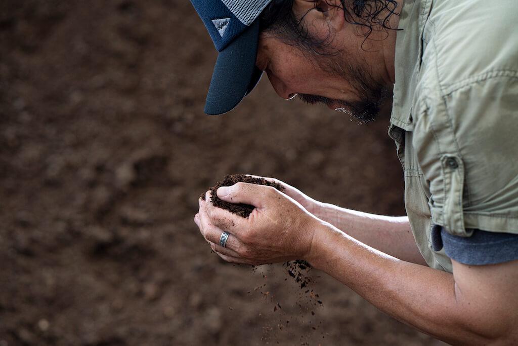 社会的農業ラボ 藤原孝史 土壌 堆肥