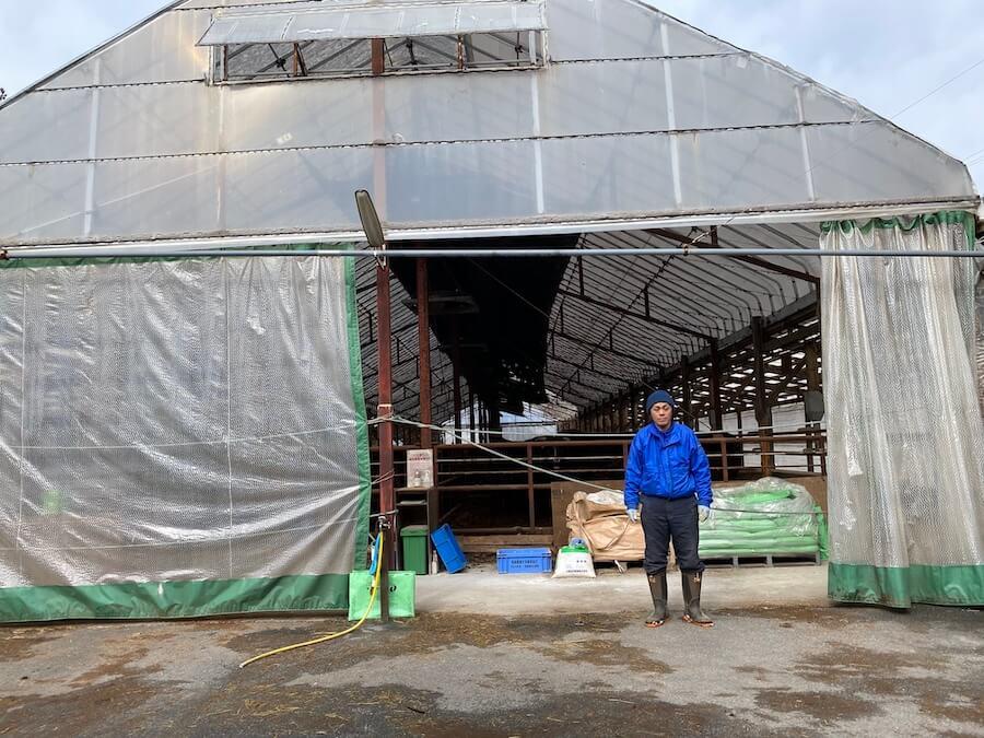 岐阜県高山市 繁殖 肥育 若田ファーム 畜産 牛農家